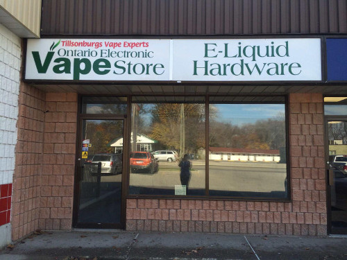 E cigarette online shop China